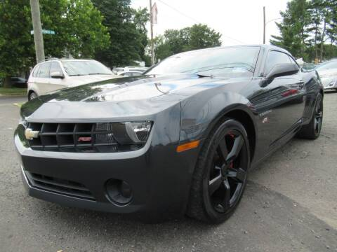 2012 Chevrolet Camaro for sale at PRESTIGE IMPORT AUTO SALES in Morrisville PA