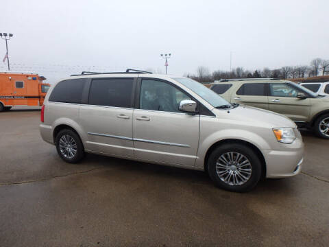 2013 Chrysler Town and Country for sale at BLACKWELL MOTORS INC in Farmington MO
