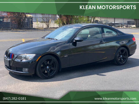 2009 BMW 3 Series for sale at Klean Motorsports in Skokie IL