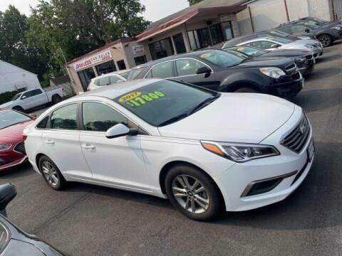 2017 Hyundai Sonata for sale at PAYLESS CAR SALES of South Amboy in South Amboy NJ