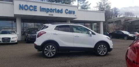 2017 Buick Encore for sale at Carlo Noce Imported Cars INC in Vestal NY