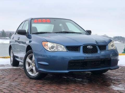 2007 Subaru Impreza for sale at PUTNAM AUTO SALES INC in Marietta OH