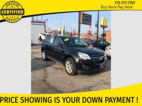 2014 Chevrolet Equinox for sale at AutoBank in Chicago IL