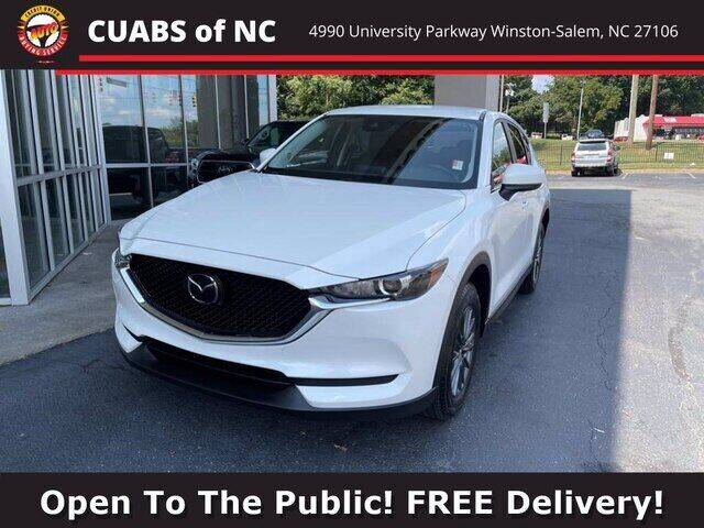 2020 Mazda CX-5 for sale at Credit Union Auto Buying Service in Winston Salem NC