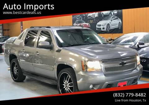2007 Chevrolet Avalanche for sale at Auto Imports in Houston TX