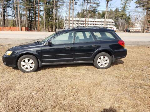 2005 Subaru Outback for sale at Route 107 Auto Sales LLC in Seabrook NH