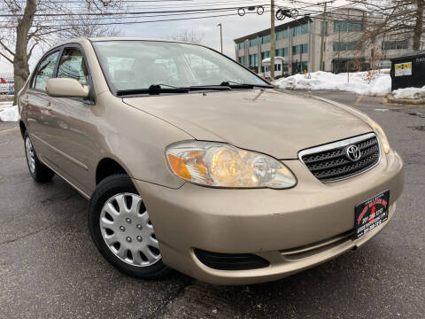 2007 Toyota Corolla for sale at JerseyMotorsInc.com in Teterboro NJ
