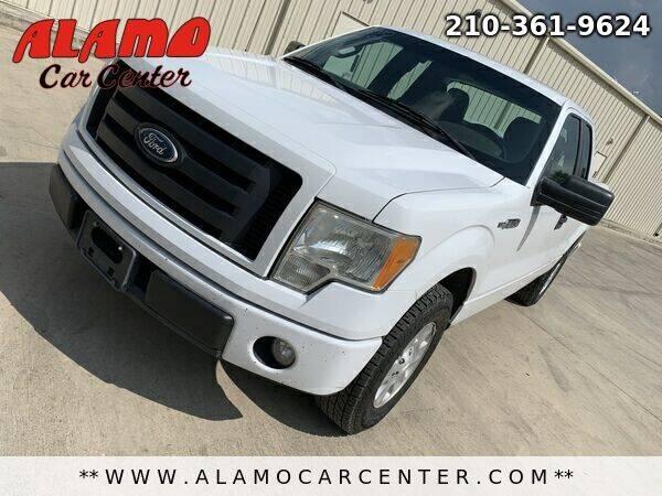 2010 Ford F-150 for sale at Alamo Car Center in San Antonio TX