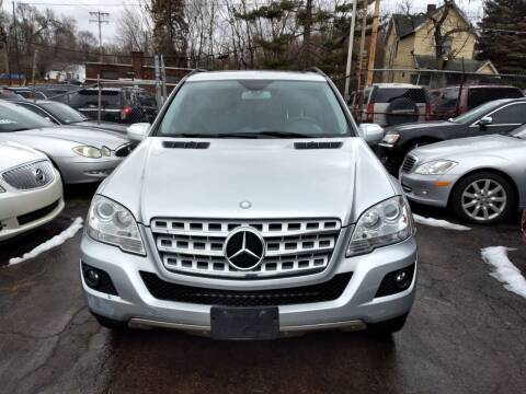 2010 Mercedes-Benz M-Class for sale at Six Brothers Auto Sales in Youngstown OH