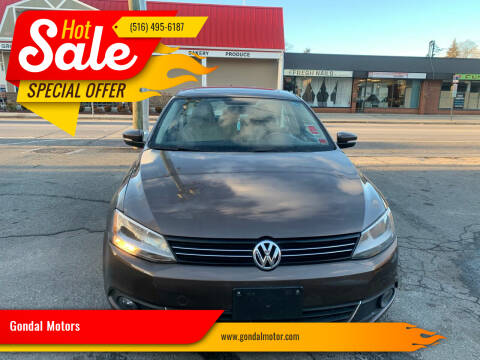 2011 Volkswagen Jetta for sale at Gondal Motors in West Hempstead NY