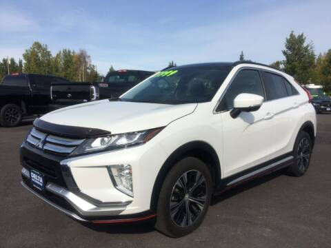 2018 Mitsubishi Eclipse Cross for sale at Delta Car Connection LLC in Anchorage AK