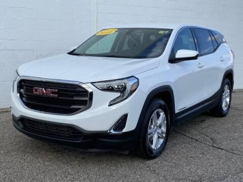 2019 GMC Terrain for sale at TEAM ONE CHEVROLET BUICK GMC in Charlotte MI