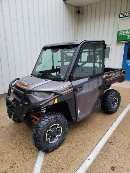 2018 Polaris Ranger XP 1000 EPS for sale at Team Knipmeyer in Beardstown IL