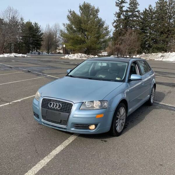 2007 Audi A3 for sale at CRS 1 LLC in Lakewood NJ