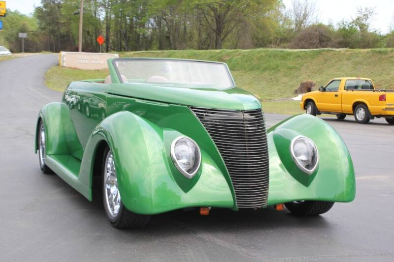 1937 Ford Deluxe for sale at Baldwin Automotive LLC in Greenville SC