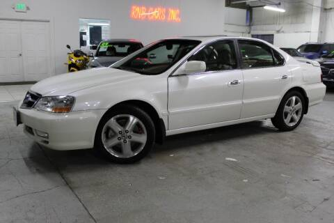 2003 Acura TL for sale at R n B Cars Inc. in Denver CO