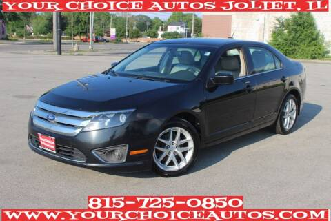 2011 Ford Fusion for sale at Your Choice Autos - Joliet in Joliet IL