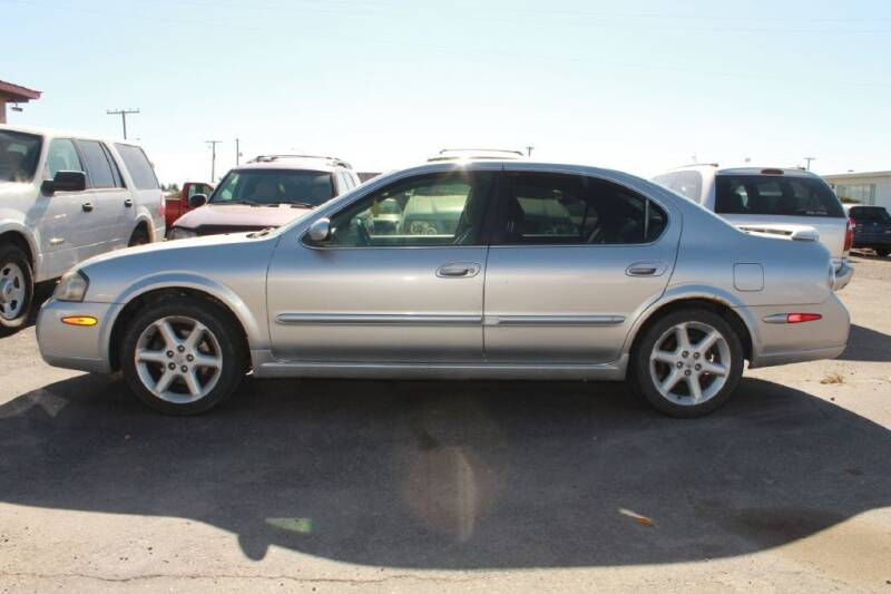 2003 Nissan Maxima for sale at Epic Auto in Idaho Falls ID
