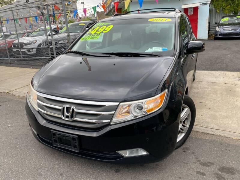 2011 Honda Odyssey for sale at Best Cars R Us LLC in Irvington NJ