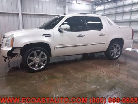 2010 Cadillac Escalade EXT for sale at East Coast Auto Source Inc. in Bedford VA