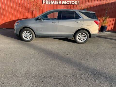 2019 Chevrolet Equinox for sale at PremierMotors INC. in Milton Freewater OR