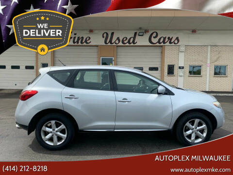 2009 Nissan Murano for sale at Autoplex Milwaukee in Milwaukee WI