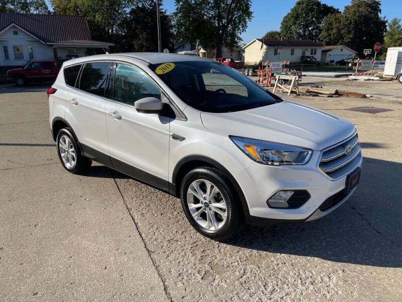 2019 Ford Escape for sale at Brecht Auto Sales LLC in New London IA