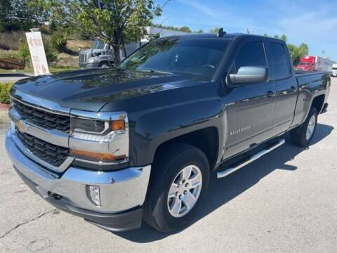 2018 Chevrolet Silverado 1500 for sale at Tim Short Chrysler in Morehead KY