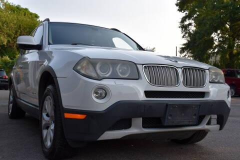 2010 BMW X3 for sale at Wheel Deal Auto Sales LLC in Norfolk VA