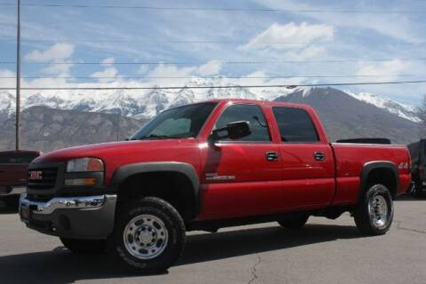 2007 GMC Sierra 2500HD Classic for sale at REVOLUTIONARY AUTO in Lindon UT