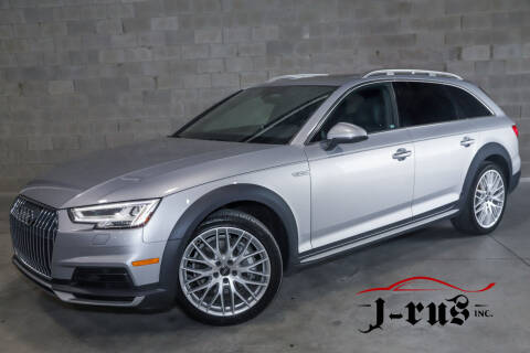 2017 Audi A4 allroad for sale at J-Rus Inc. in Macomb MI