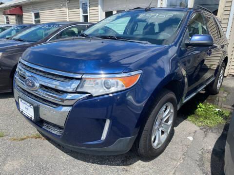 2012 Ford Edge for sale at Volare Motors in Cranston RI