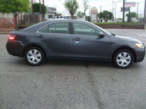 2008 Toyota Camry for sale at Classic Car Deals in Cadillac MI