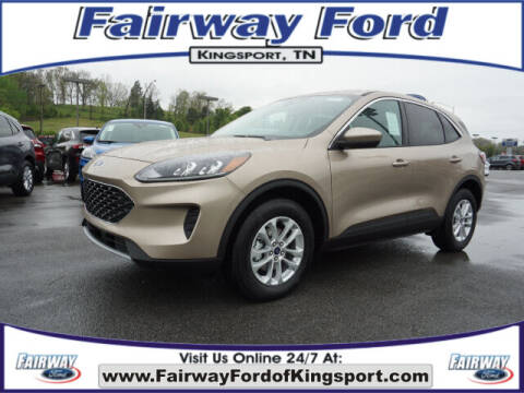 2021 Ford Escape for sale at Fairway Volkswagen in Kingsport TN