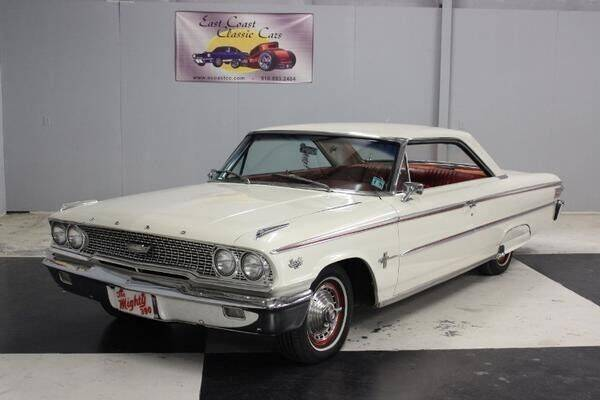 1963 Ford Galaxie 500 for sale in Lillington, NC