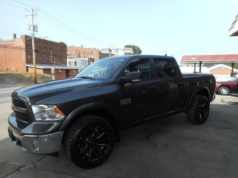 2016 RAM Ram Pickup 1500 for sale at River City Auto Center LLC in Chester IL