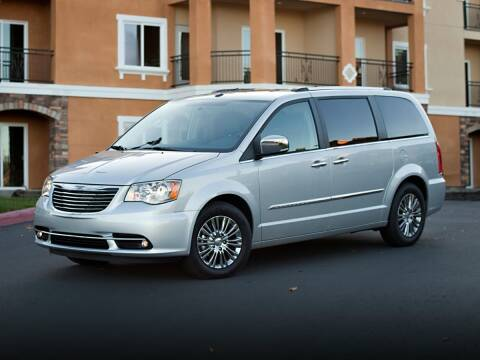 2012 Chrysler Town and Country for sale at GRIEGER'S MOTOR SALES CHRYSLER DODGE JEEP RAM in Valparaiso IN