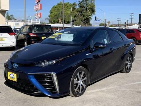 2017 Toyota Mirai for sale at Best Car Sales in South Gate CA