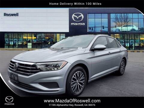 2019 Volkswagen Jetta for sale at Mazda Of Roswell in Roswell GA
