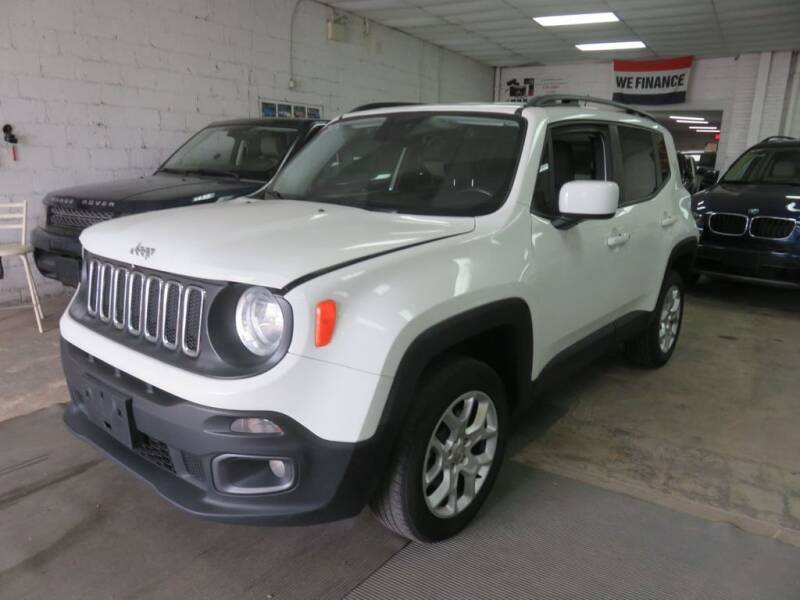 2017 Jeep Renegade for sale at US Auto in Pennsauken NJ