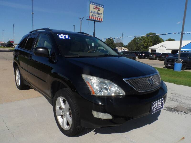 2007 Lexus RX 350 for sale at America Auto Inc in South Sioux City NE