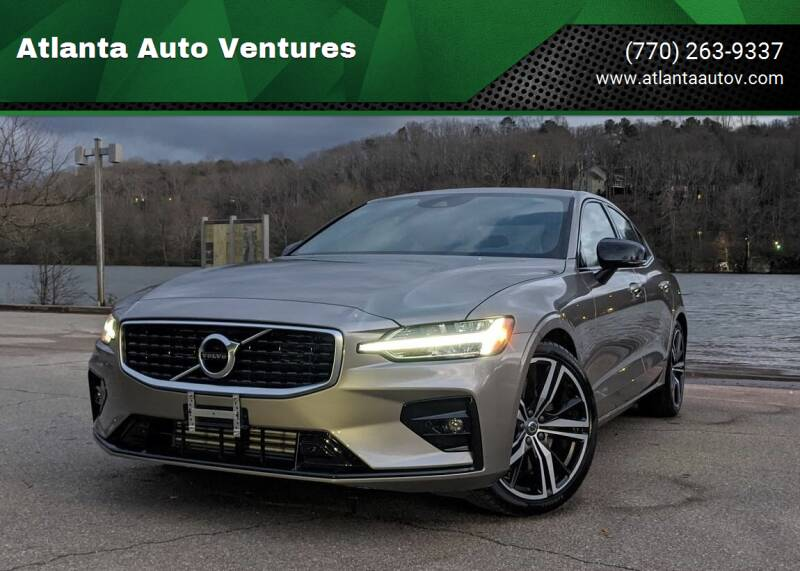 2019 Volvo S60 for sale at Atlanta Auto Ventures in Roswell GA
