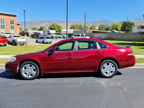 2011 Chevrolet Impala for sale at A.I. Monroe Auto Sales in Bountiful UT