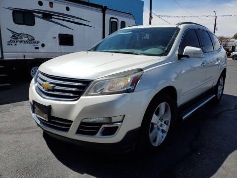 2013 Chevrolet Traverse for sale at DPM Motorcars in Albuquerque NM