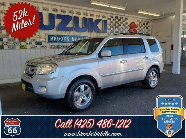 2009 Honda Pilot for sale at BROOKS BIDDLE AUTOMOTIVE in Bothell WA