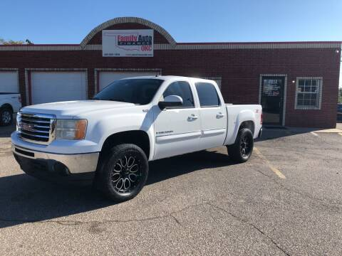 2009 GMC Sierra 1500 for sale at Family Auto Finance OKC LLC in Oklahoma City OK