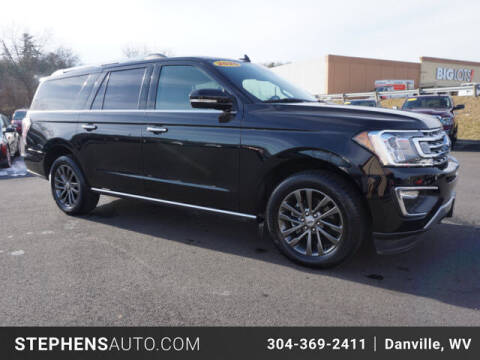 2020 Ford Expedition MAX for sale at Stephens Auto Center of Beckley in Beckley WV