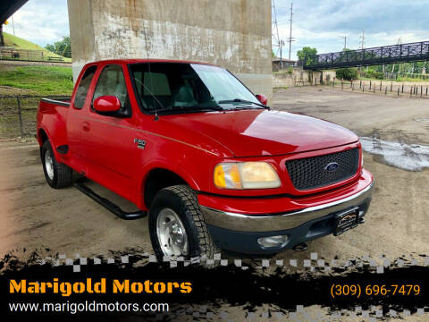 2000 Ford F-150 for sale at Marigold Motors, LLC in Pekin IL