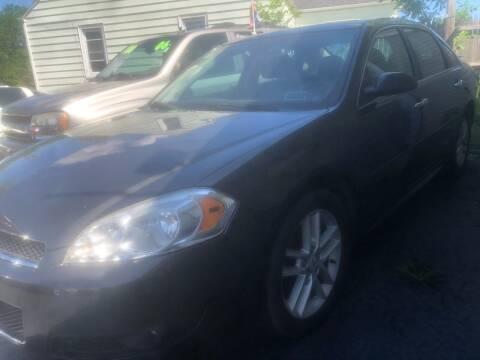 2014 Chevrolet Impala Limited for sale at Trinity Motors in Lackawanna NY