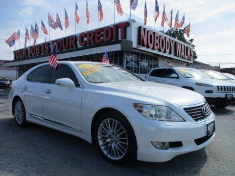 2010 Lexus LS 460 for sale at Giant Auto Mart 2 in Houston TX